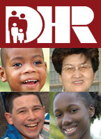 DHR facebook logo