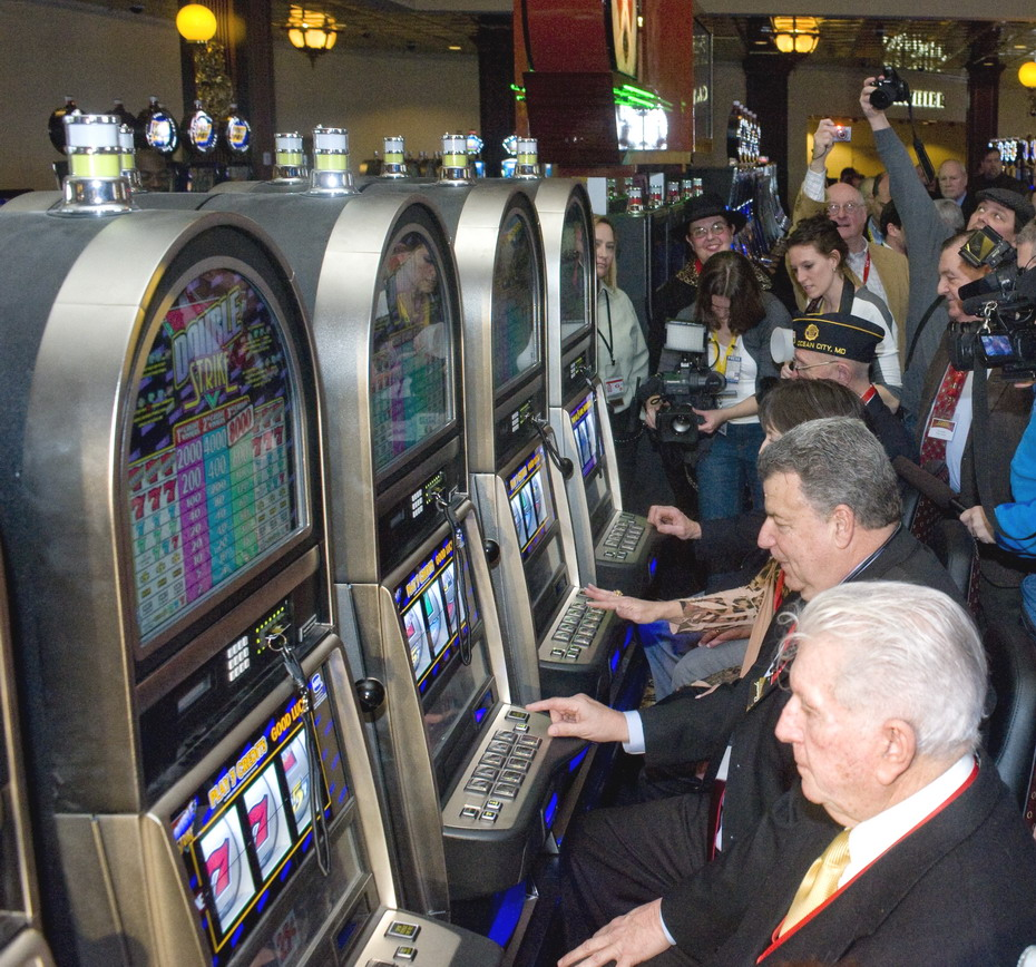 Maryland uses creative financing to buy $41M in slot machines