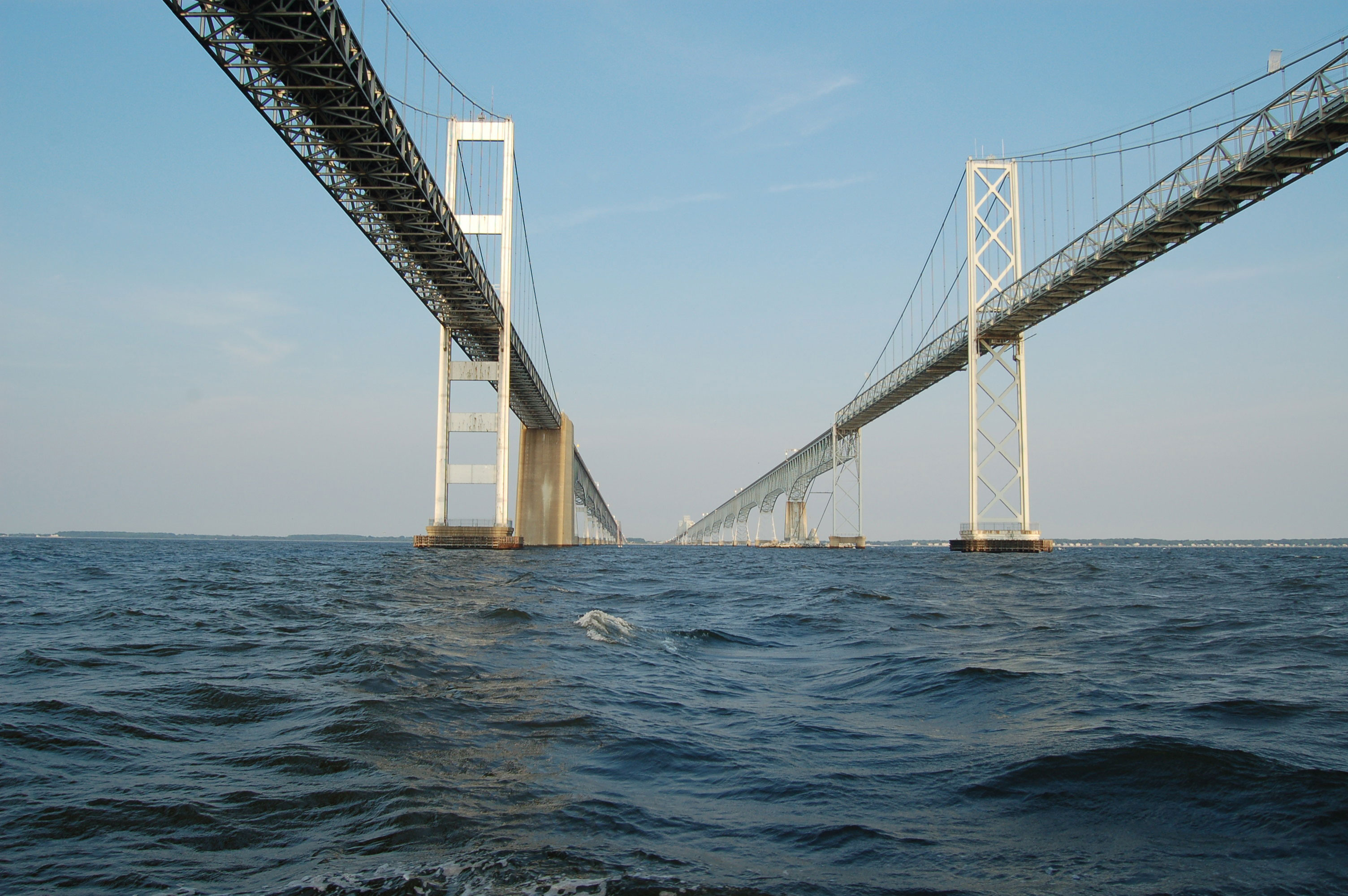 How about a third Bay bridge from Baltimore Co. into Kent Co.?