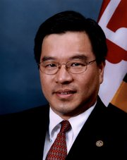 John Kuo of the Motor Vehicle Administration