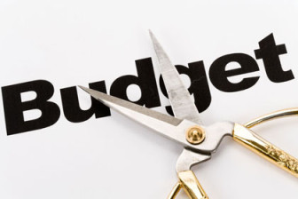 Scissors on a budget