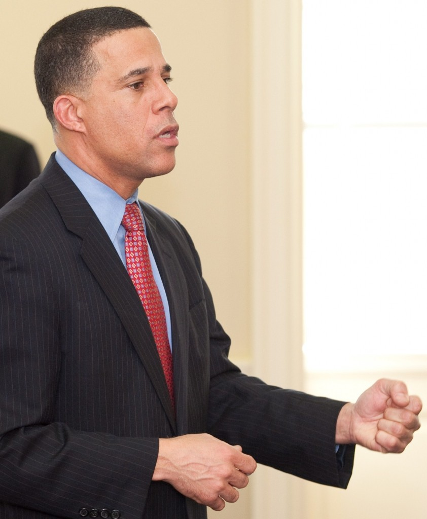 Lt. Gov. Anthony Brown