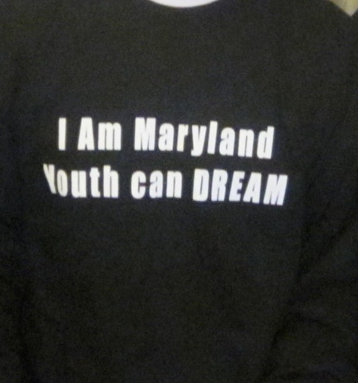 DREAM Act sweatshirt
