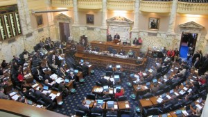 House of Delegates chamber