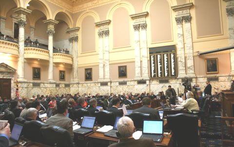 House of Delegates 2010