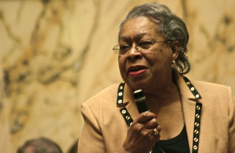 Sen. Delores Kelley