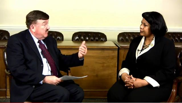 Interview with Del. Melony Griffith