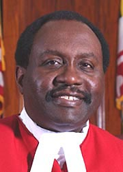 Judge Clayton Greene Jr. of the Court of Appeals.