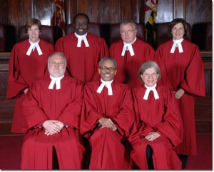 Seven members of the Court of Appeals