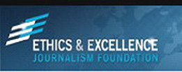 Ethics and Excellence in Journalism logo
