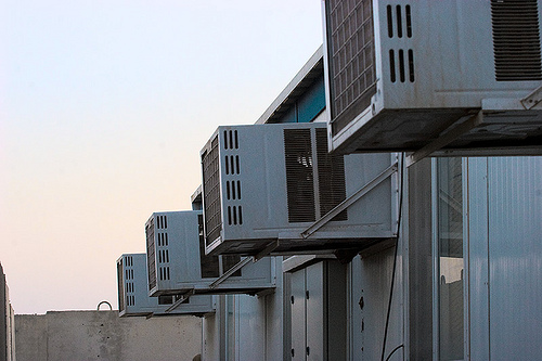 Schools air conditioning 'solution' makes problem worse