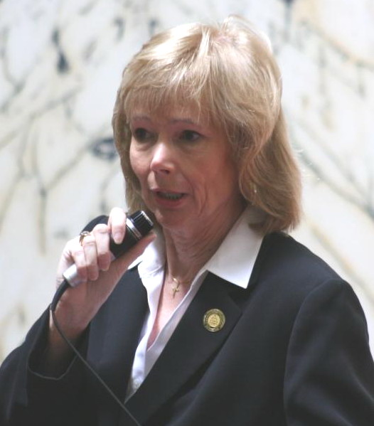 Sen. Nancy Jacobs