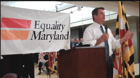 Gansler credits Marylanders — not Hogan or O'Malley — with Md.'s inclusion on list of the most gay-friendly states