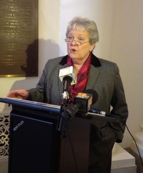 Del. Gail Bates