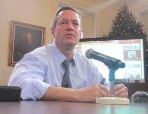 Gov. Martin OMalley