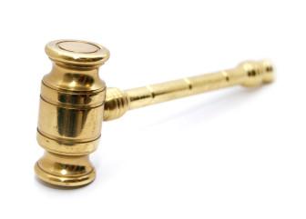 gold gavel