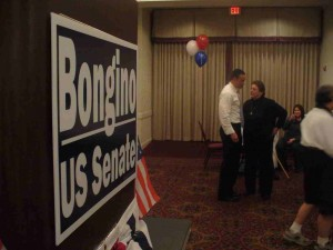 Bongino waits for results.