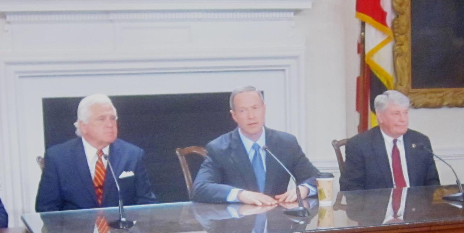Video: O'Malley calls budget cuts 'really a damn shame'