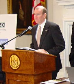 Maryland Planning Secretary Richard Hall
