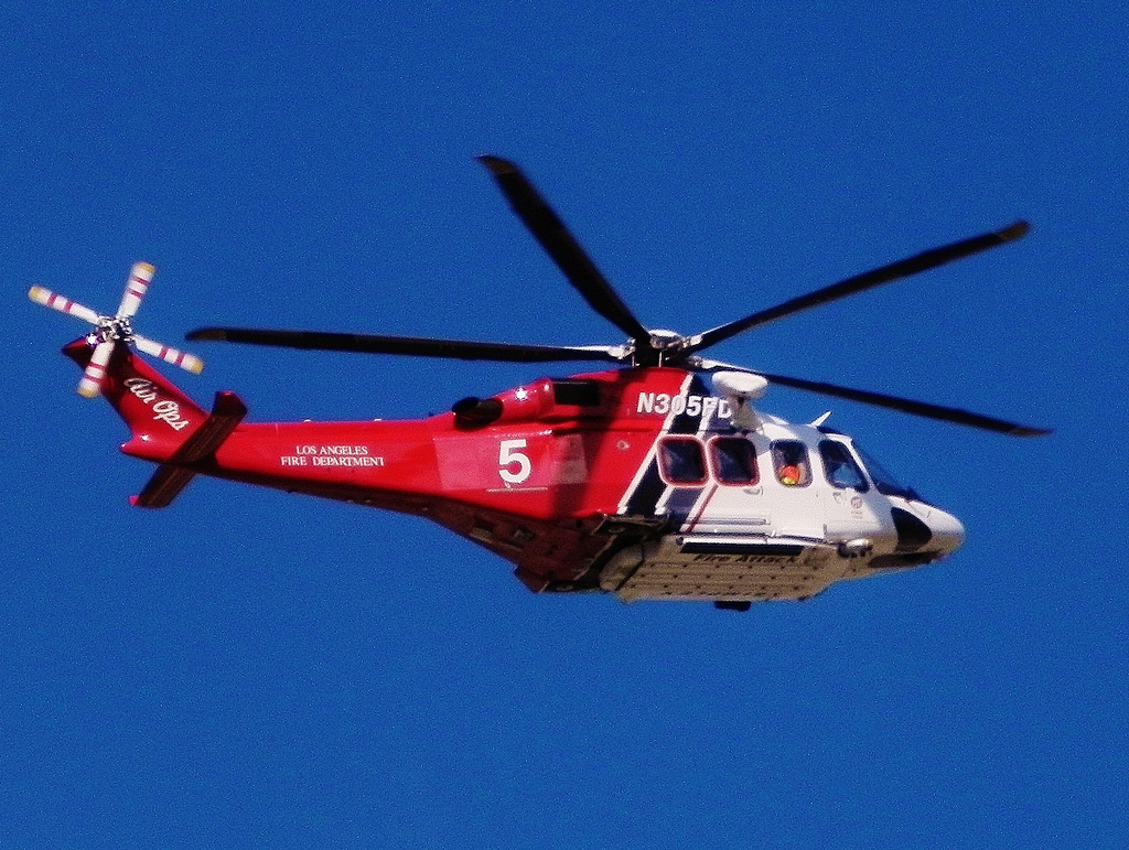 AW139 helicopter by konabish/flickr
