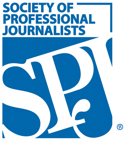 Society of Professional Journalists logo