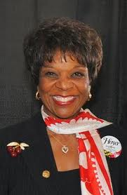 Maryland Democratic Party Chair Yvette Lewis