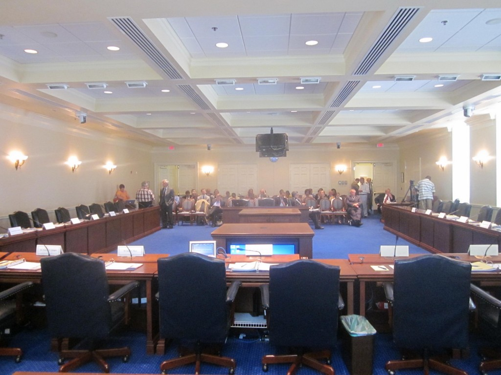 Lobbyists and reporters waited three hours for the gaming workgroup, which met for almost six hours behind closed doors to try to hammer out a deal.