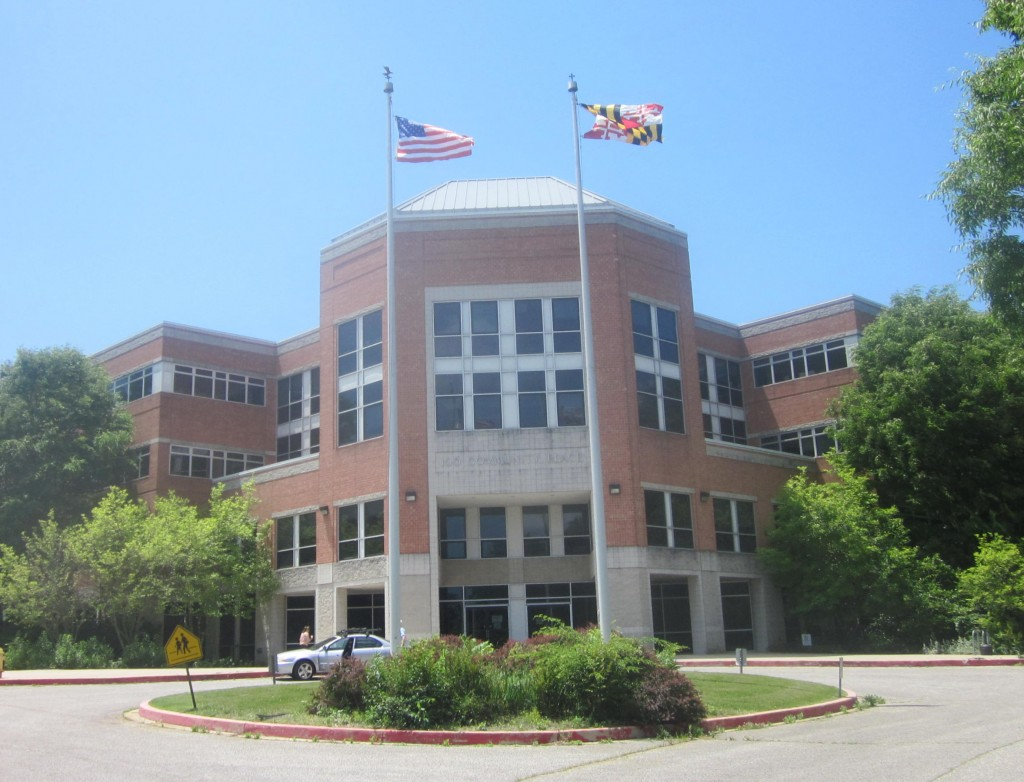 Headquarters of Md. Department of Housing and Community Development