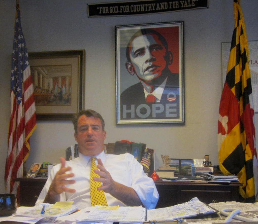 Attorney General Doug Gansler