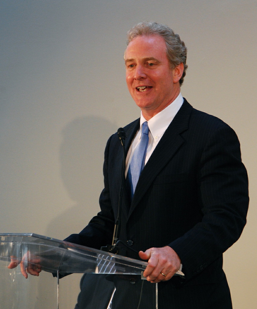 Van Hollen follows O'Malley, jabbing at GOP convention
