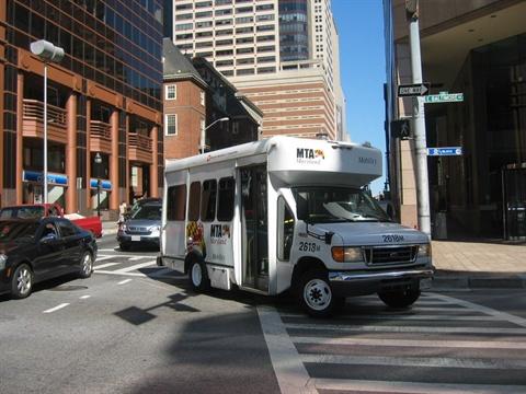 MTA Mobility van