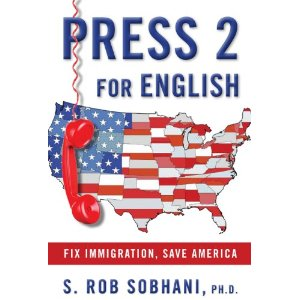 Sobhani's book on immigration