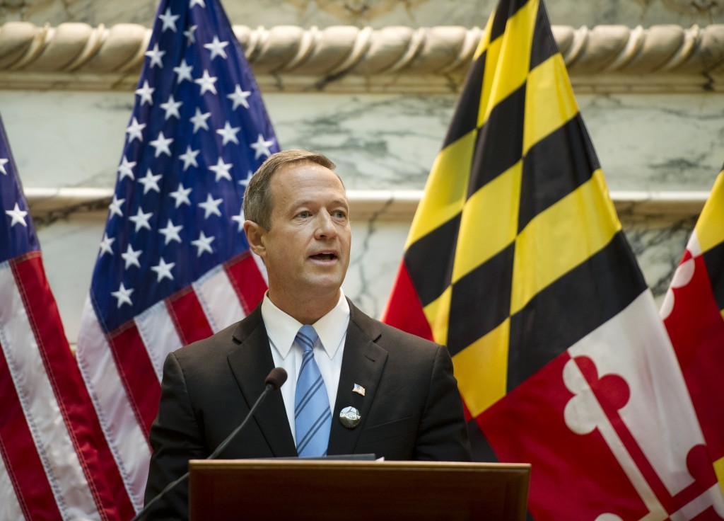 Gov. Martin O'Malley State of State address 2012