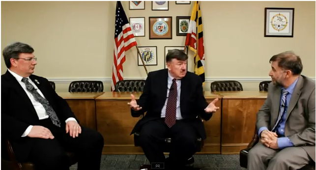 Gun control debate video: Mike McDermott vs. Vinny Demarco