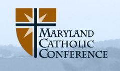 Maryland-Catholic-Conference logo