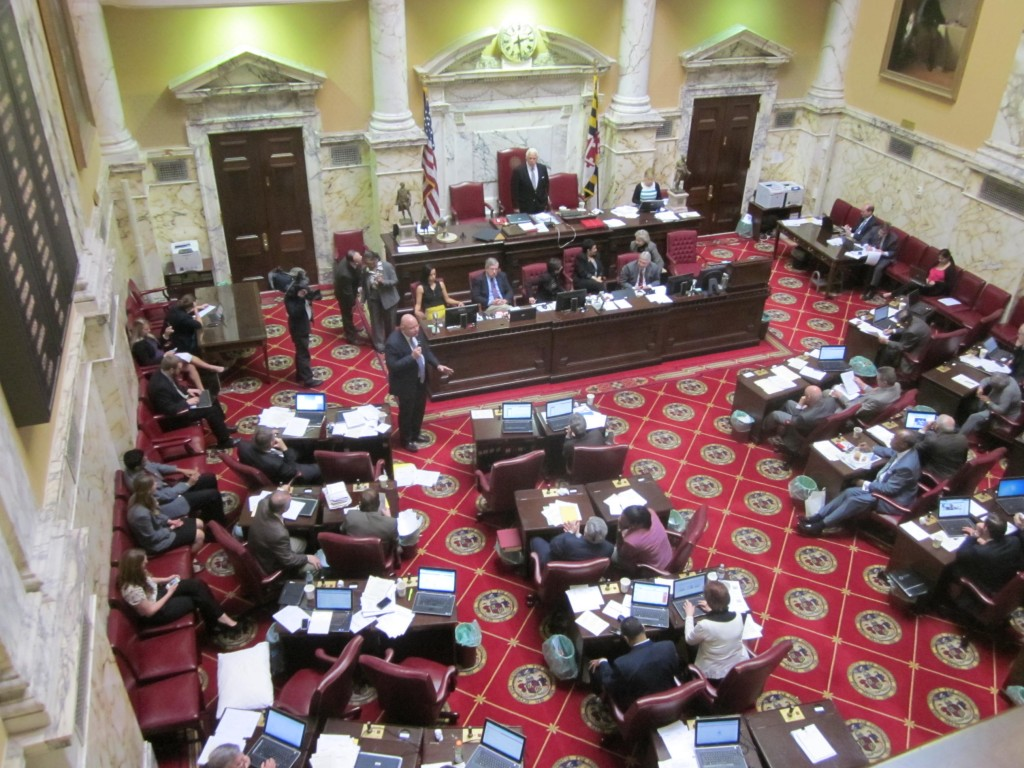 The Maryland Senate