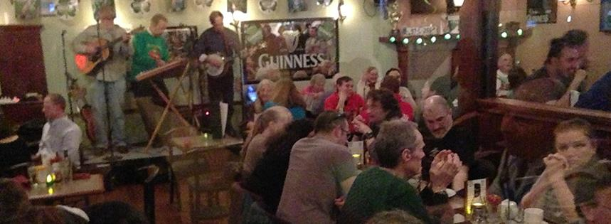 Live entertainment at Limerick Pub (from Facebook)