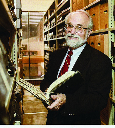 State Archivist Edward Papenfuse (Photo by Knight Foundation on Flickr)