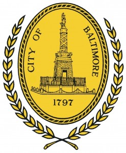 Bal;timore city seal