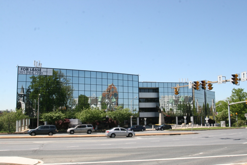 Eagle Building in Rockville houses the Family Justice Center on the top floor.