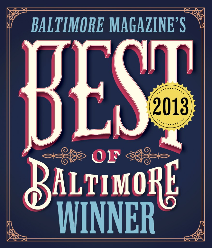 Best of Baltimore logo