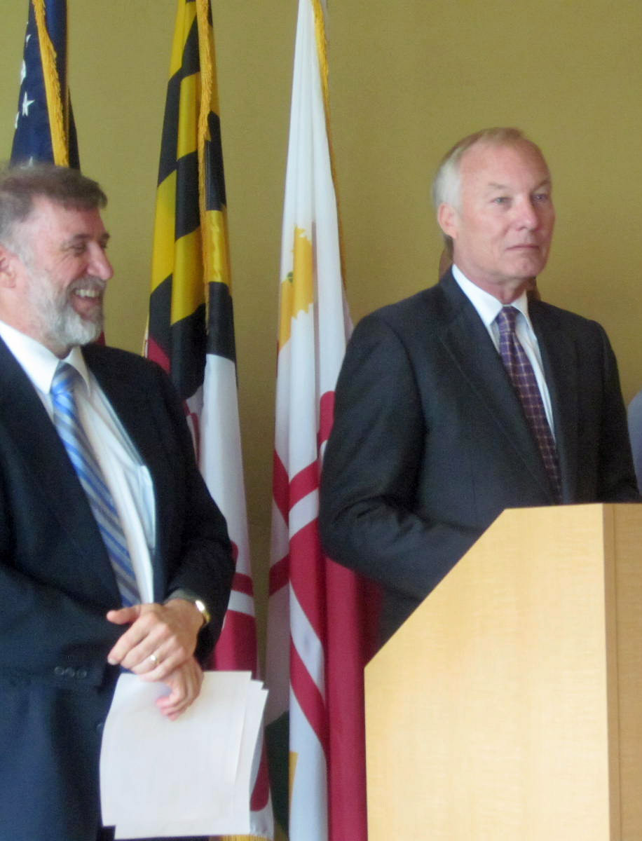 Franchot promotes federal health insurance tax credits for small businesses