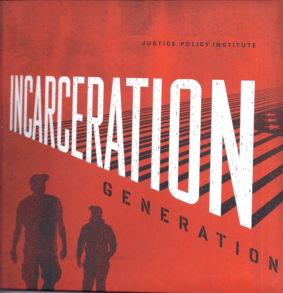 Incarceration Generation book cover