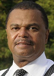 Del. Marvin Holmes, a Democrat, is running for re-election in District 23B.