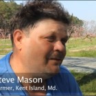 Steve Mason, Kent Island farmer