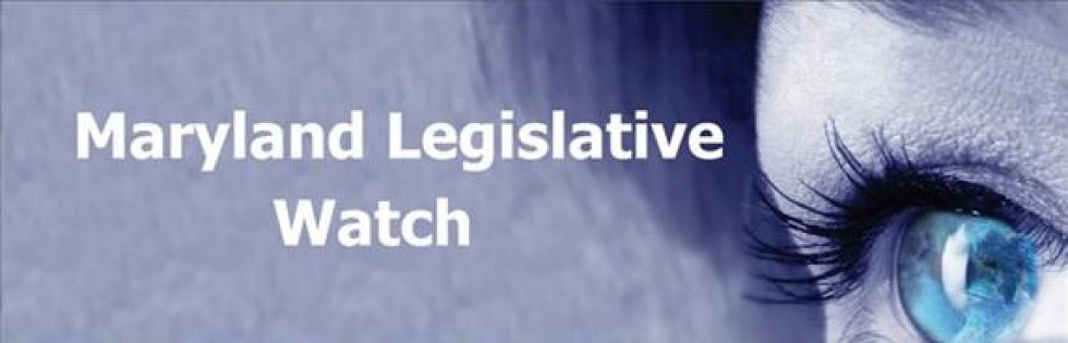 Maryland Legislative Watch Logo