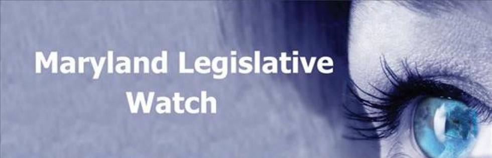 Maryland Legislative Watch Logo