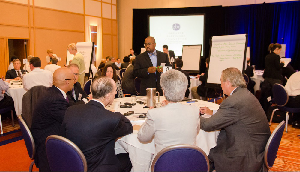 Greater Baltimore Committee's Chesapeake CEO Conference in June.