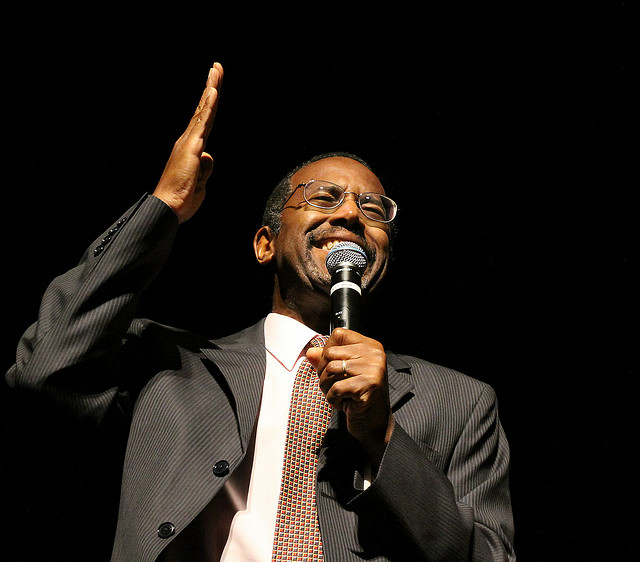Ben Carson by JSmithPhoto  on Flickr