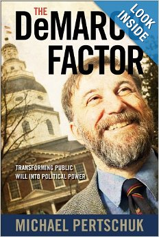 The DeMarco Factor book cover